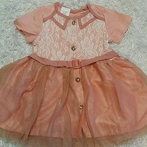Leighton Alexander  Other - 💖SALE💖 Pink Glittering Dress. Kids