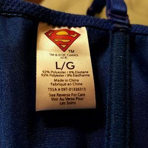 50f0035eac DC Intimates   Sleepwear - NWT Superman bra perfect for Cosplay 💙