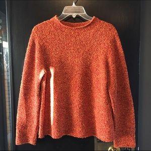 Eileen Fisher merino/cashmere sweater