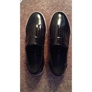 Joe Fresh slip on shoes