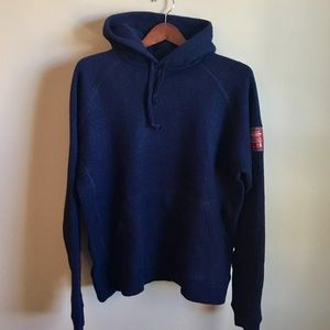 Abercrombie & Fitch Other - NWT | Wool A&F Hooded Wool Sweatshirt