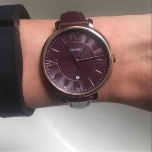 FINAL PRICE :) Women's fossil watch brand new