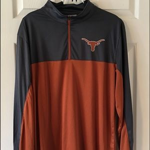 Colosseum Other - Texas Longhorns Colosseum Athletics Pullover
