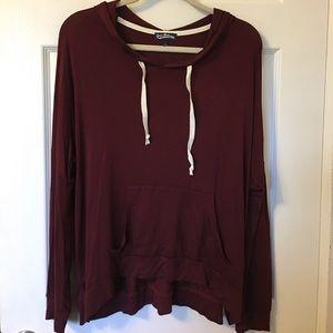 NWOT! Freshman lightweight Pullover hoodie