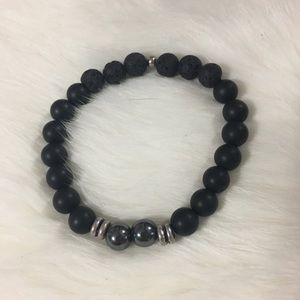 Other - Hand made protection stone bracelet