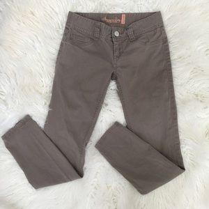 American Rag Denim - American Rag Grey Skinny Jeans