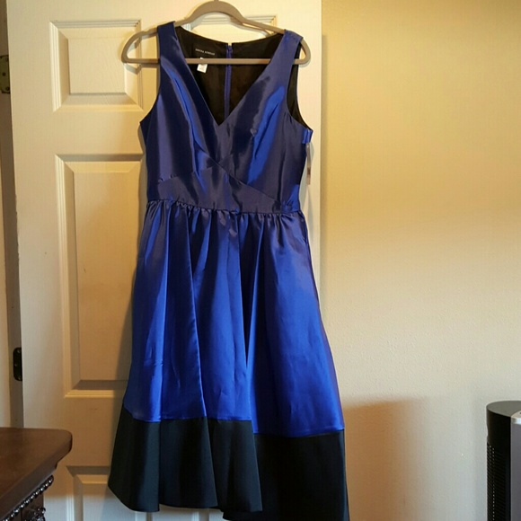 Donna Morgan Colorblock Dress