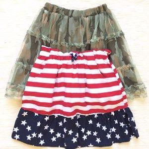 Gymboree Other - Play skirts bundle