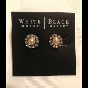 Chico's Jewelry - WHITE HOUSE/BLACK MARKET STUD EARRINGS