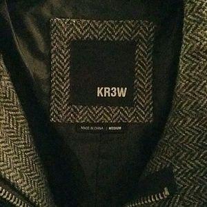 KR3W Other - KR3W Wool Coat