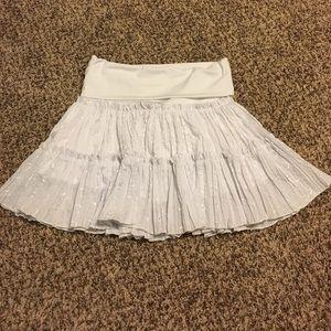 Lipstick Boutique Dresses & Skirts - White skirt NWT