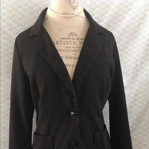 Stoosh Jackets & Blazers - Black dress/work jacket