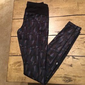 Lululemon Patterned Pants