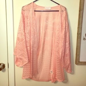 Cover up/lace cardi
