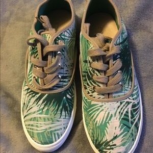 Palm lace up sneakers