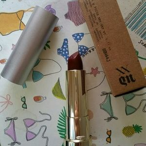 Urban Decay Other - URBAN DECAY Vintage VICE Lipstick NIB Bruise Sheer