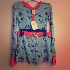 Bicycle Pajama Set