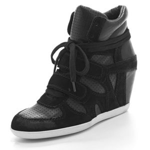 Ash Shoes - Ash Bea Wedge sneakers (Last Chance!)