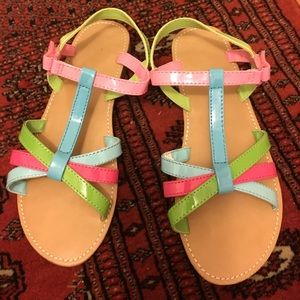 Gymboree Other - NWT girls sz 3 Gymboree sandals