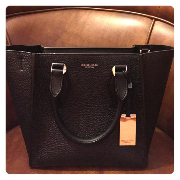 14ae3d1de3b2 Michael Kors Collection Bags | Michael Kors Gracie Small Leather ...