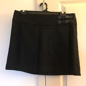 Ralph Lauren Rugby Wool Mini Skirt
