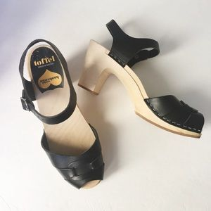 Swedish Hasbeens Shoes - Swedish Hasbeens clogs