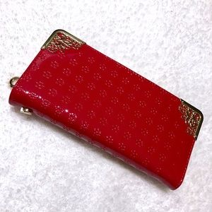 Jenn Pages Handbags - Stunning Wallet (Red)