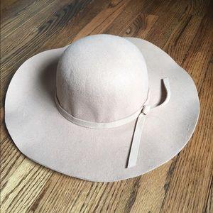 Accessories - Felt Floppy Hat