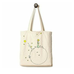 🆕 LITTLE PRINCE CANVAS TOTE 🆕