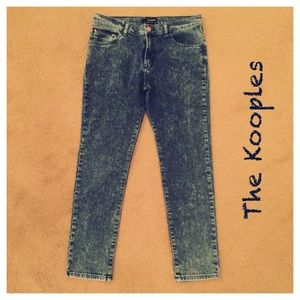 The Kooples Denim - The Kooples Short Fit Jeans