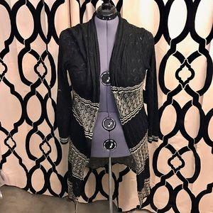Longline Knit Sweater