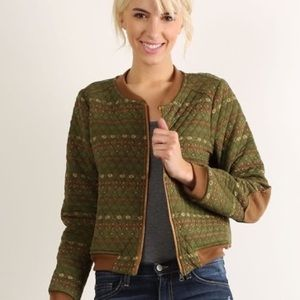 boutique Jackets & Blazers - SOFT QUILTED BOMBER