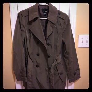 Jackets & Blazers - Women's Trench Coat