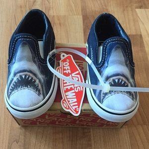 SHARK Vans!