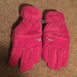 Head Other - Head Brand girls pink winter gloves