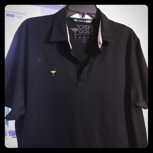 Travis Mathew Other - Men's collared Chive shirt - barely worn!