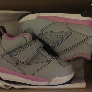 Jordan Other - Grey Baby Girl Jordan's