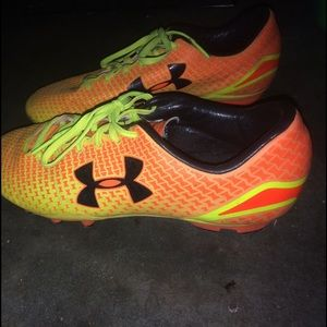 Under Armour Other - Under Armour soccer cleats