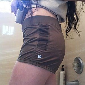 lululemon athletica Pants - Lululemon Workout Speed Shorts