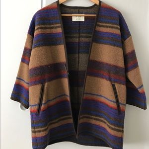 MADEWELL oversized coat