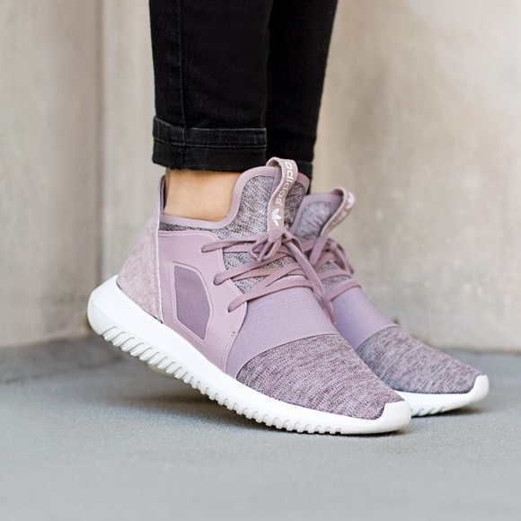 1192167952bb1 Adidas Shoes - ADIDAS Tubular Defiant in Blanch Purple