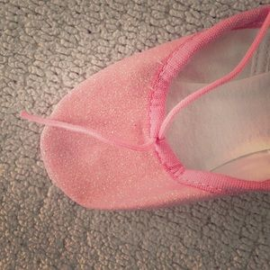 Bloch Other - Bloch Glitter Dust ballet shoes