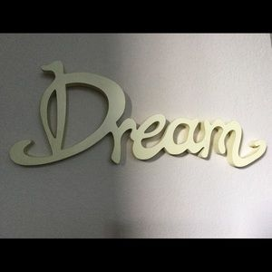 Other - Dream wall art