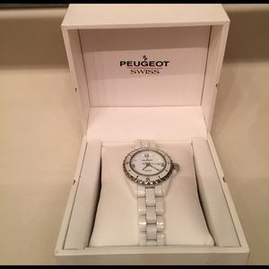 Peugeot Accessories - Peugeot Swiss Watch