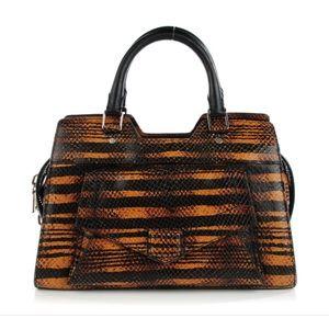 Proenza Schouler Handbags - Proenza Schouler PS13 snake embossed calfskin