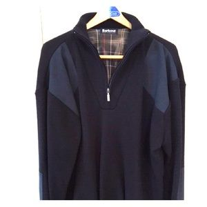 Barbour Other - Men's Barbour quarter zip sweater size extra large