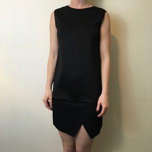 Neil Barrett Dresses & Skirts - Neil Barrett Black Scuba Shift Dress