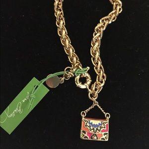 Vera Bradley Jewelry - Vera Bradley charm bracelet