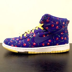 sale retailer cb1e1 f3343 Nike Shoes - NIKE x Paule Marrot Skinny Dunk 🍒 limited edition ...