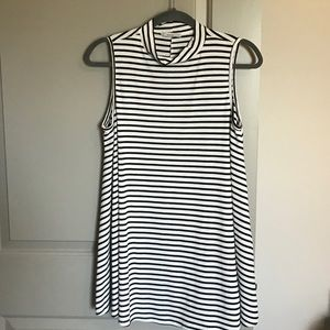 Acemi Dresses & Skirts - Striped Swing Dress
